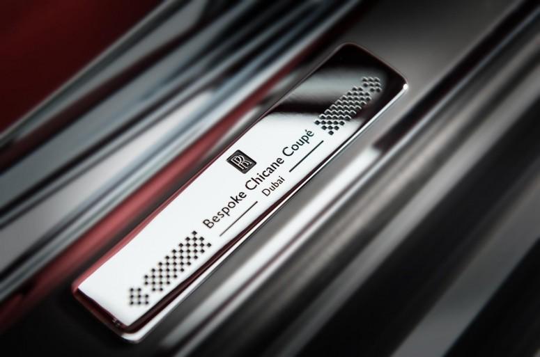 Эксклюзивно для Эмиратов: Rolls-Royce Phantom Chicane Coupe [фото]