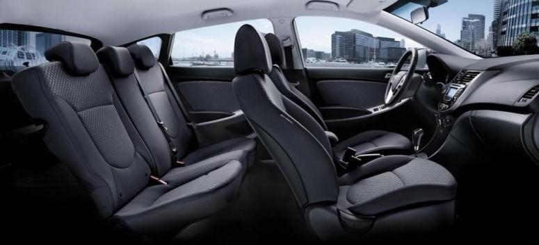 Hyundai Accent 2014 получит богатый список базового оборудования [фото]