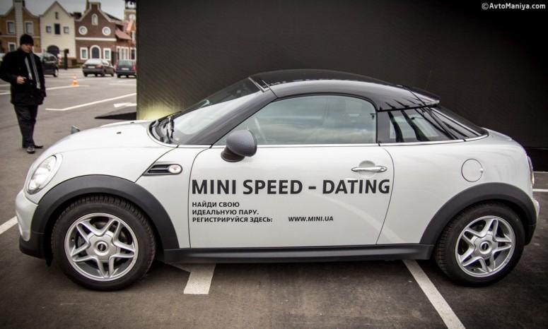 Экспресс свидание с MINI: тест-драйв линейки