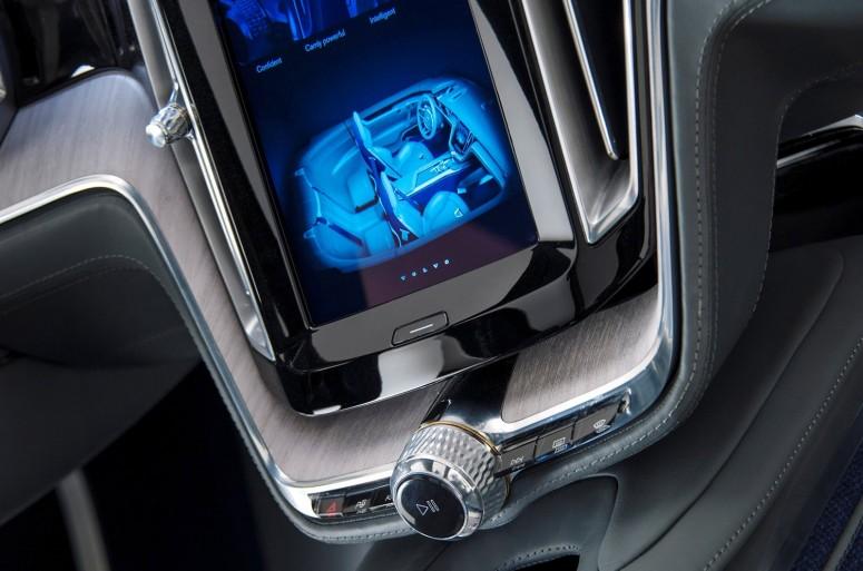 Volvo Concept Coupe показали в Токио