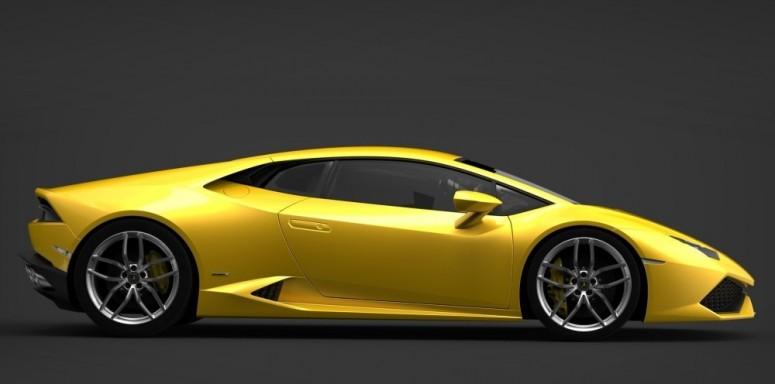 Lamborghini Huracan: первые официальные фотографии