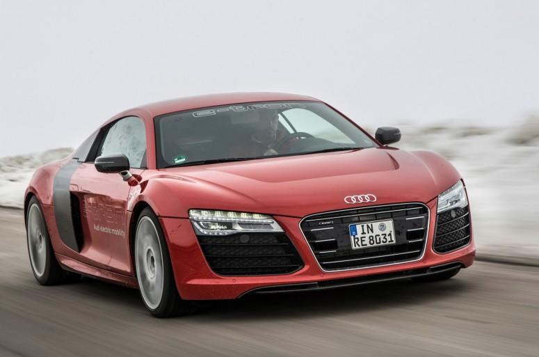 Регистрация новых товарных знаков намекает на предстоящие модели Audi