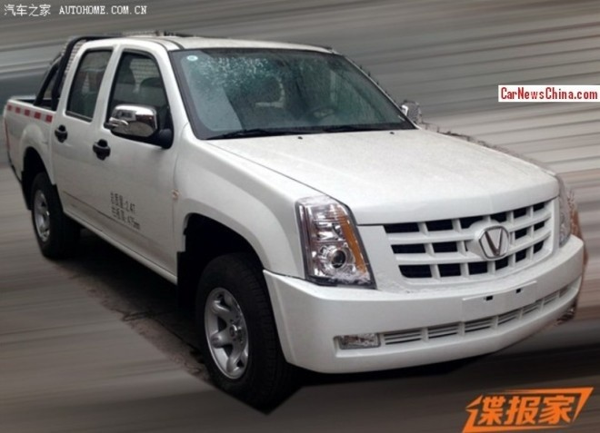 Китайцы клонировали Cadillac Escalade EXT