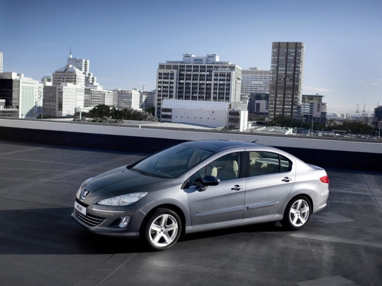 Peugeot готовит конкурента Mercedes CLA
