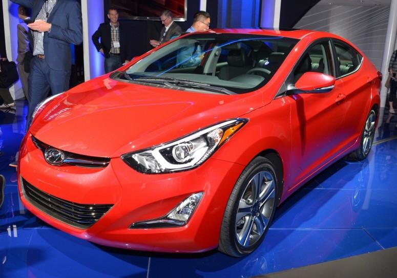 Обновленное трио 2014 Hyundai Elantra получило ценник [видео]