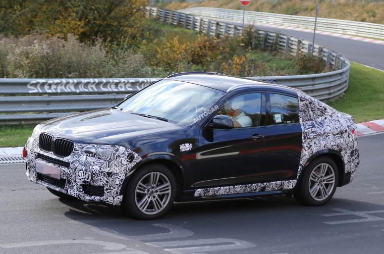BMW X4: наступление баварских внедорожников