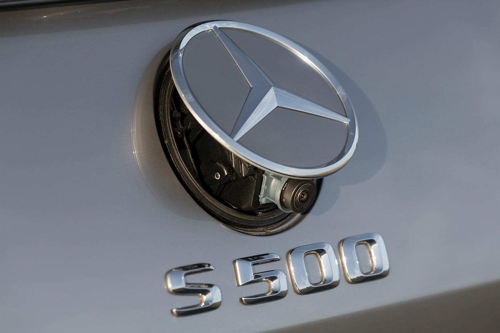 Mercedes S-Class Coupe 2015: вот и все [фото]