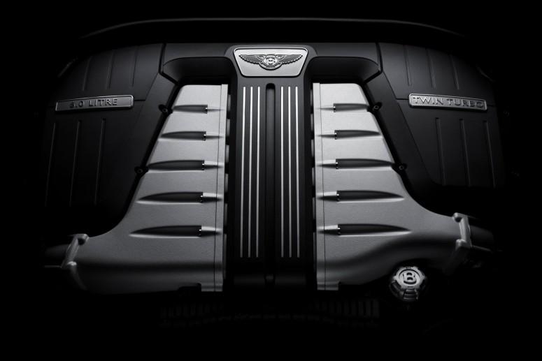 Bentley станет единственным производителем двигателей W12