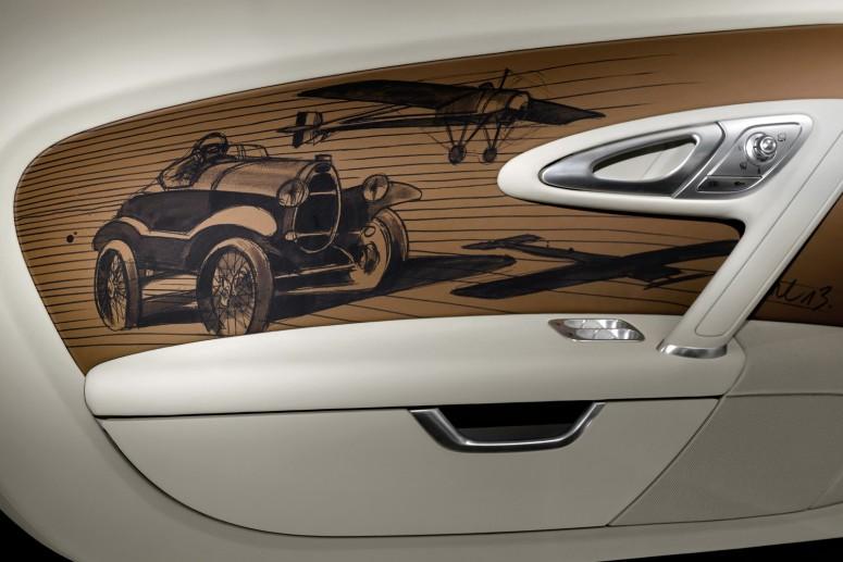 Veyron «Черный Бесс» [фото]