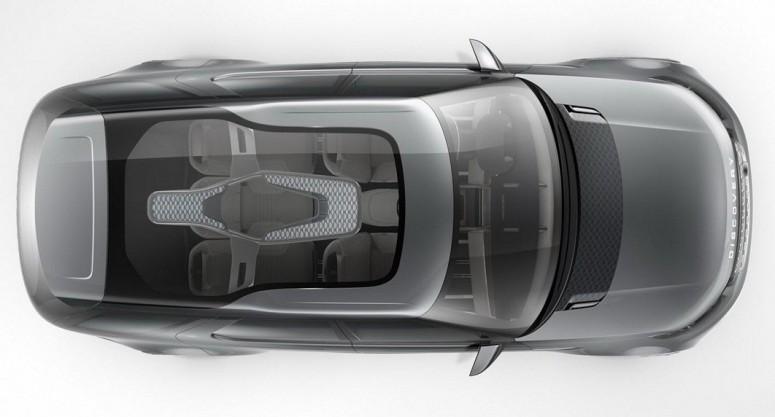 Land Rover Discovery станет самым продвинутым SUV [фото]