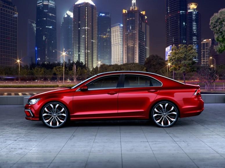 Volkswagen намекнул на новую версию Jetta [фото]