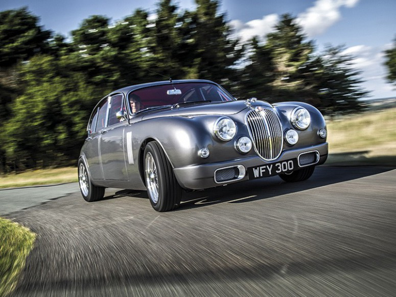 Jaguar Mark 2: личная классика Яна Каллума пойдет в производство