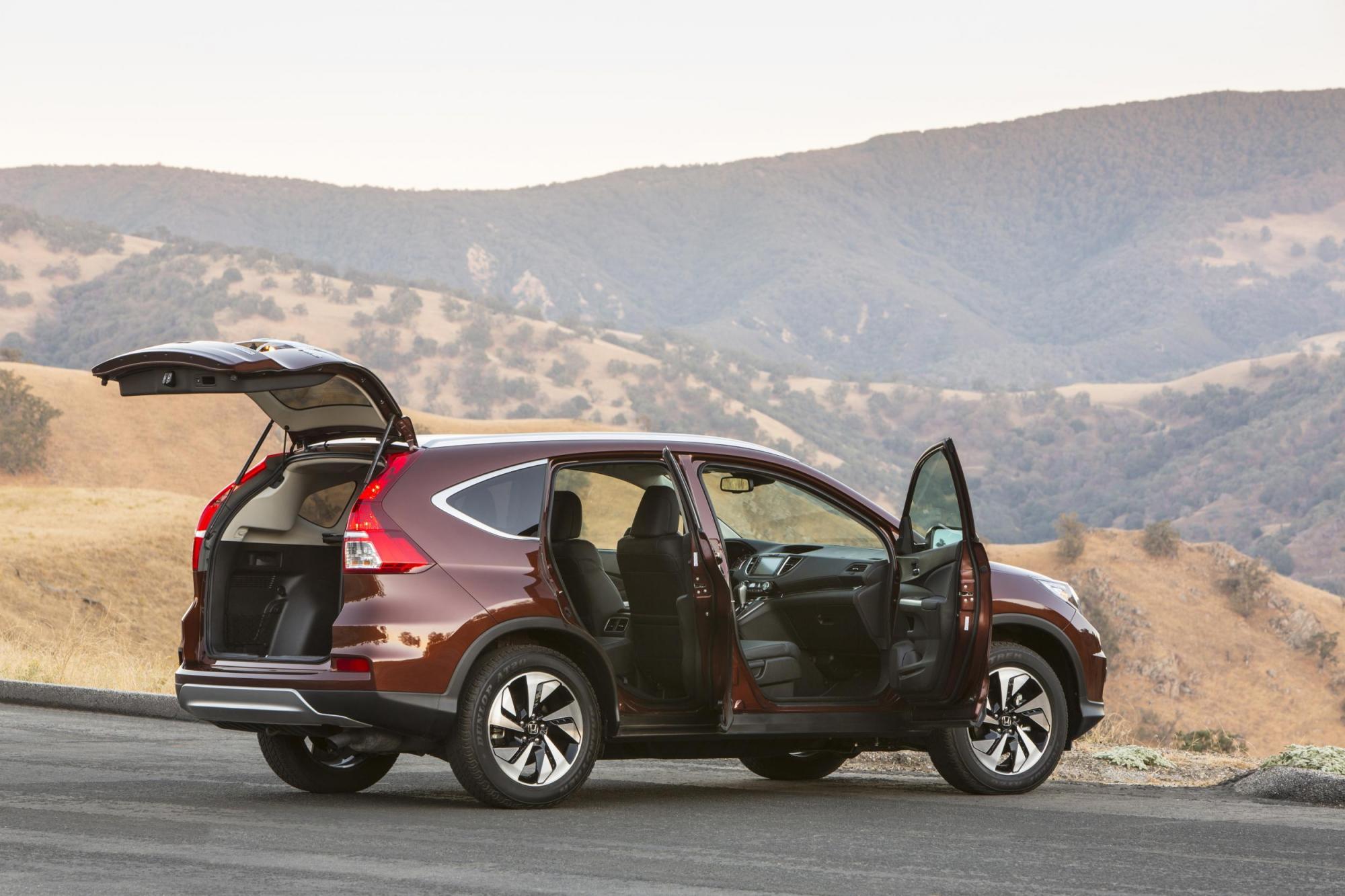 Хонда срв 2015 фото
