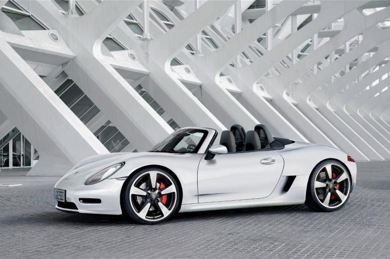 "Porsche отказался от \""беби\""-версии 718"
