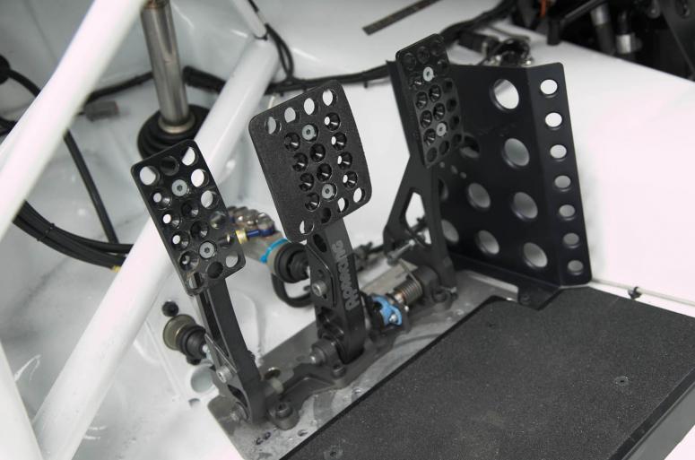 Prodrive Motorsport превратил Golf в раллийный спорткар