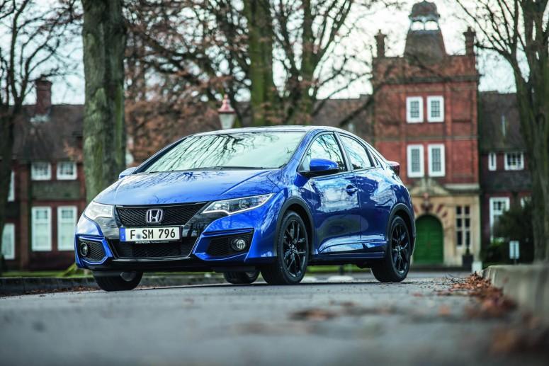 Honda обновила европейскую модель Civic