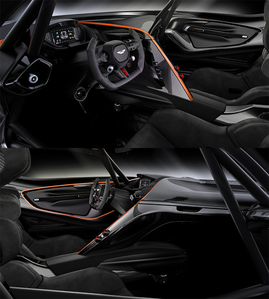 Тест-драйв от TopGear: Aston Martin Vulcan – темное искусство ...
