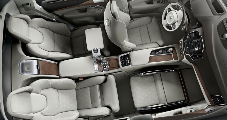 Volvo выводит понятие роскоши на новый уровень [фото & видео]