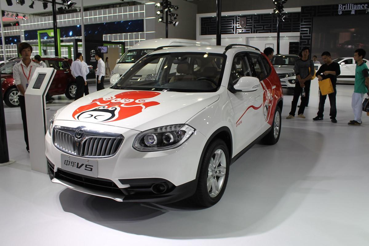 Китайские автомобили фото и цены
